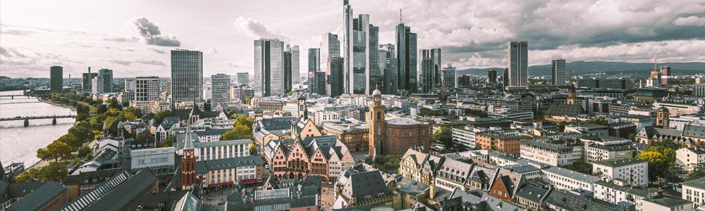 Frankfurt City Panorama Adecco Blog