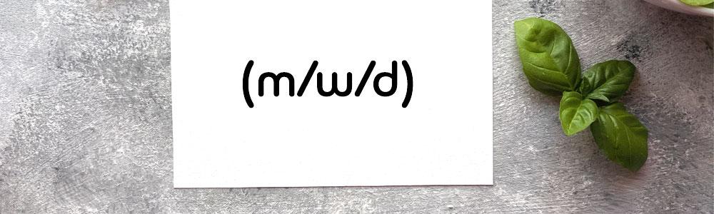 Was heißt (m/w/d)? Vielfalt und Inklusion bei Adecco